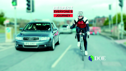 DOE Road Safety 'Don't Forget'