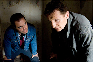 FIVE MINUTES OF HEAVEN James Nesbitt & Liam Neeson