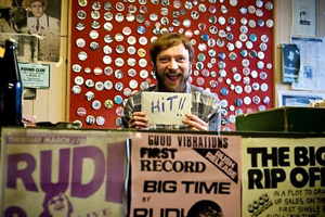 GOOD VIBRATIONS Richard Dormer Good Vibrations shop