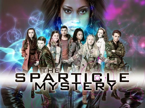 The Sparticle Mystery Season 3