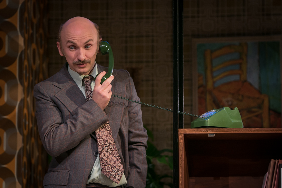 Abigails Party Will Irvine as Laurence