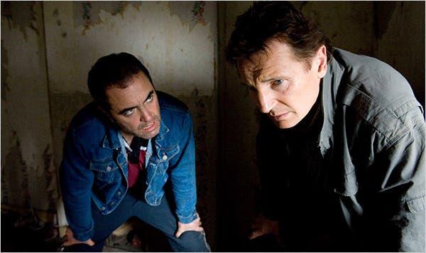 FIVE MINUTES OF HEAVEN James Nesbitt, Liam Neeson